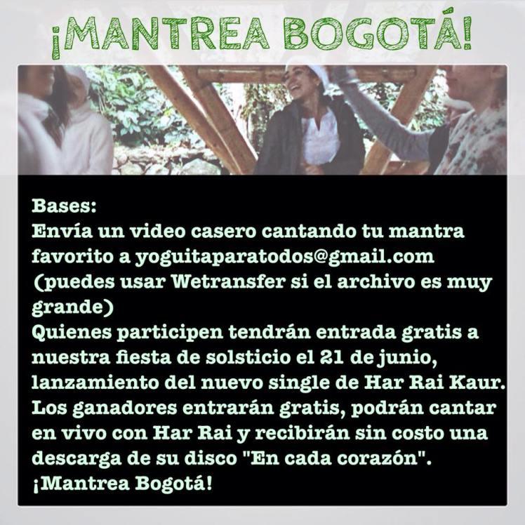 Mantrea Bogotá
