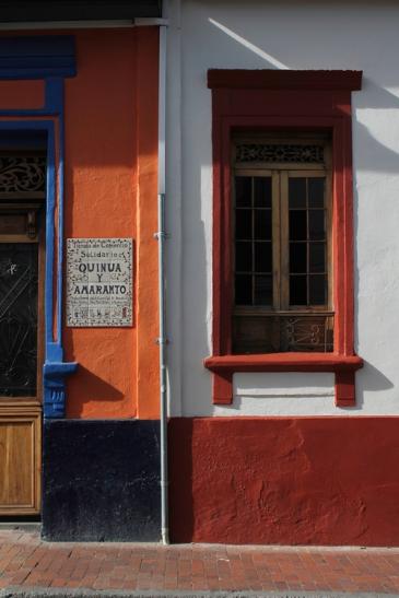 Quinua y Amaranto - Cotidianidad